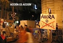 ACCIÓN ES ACCIÓN, UCM, Facultad de Bellas Artes, 1-8-15-22-29.03.12