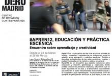 #APREN12, Matadero Madrid, 24-25.03.12