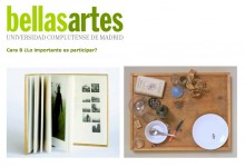 CARA-B ¿Lo importante es participar? UCM, Facultad de Bellas Artes, 12.04.12
