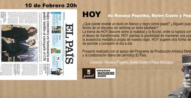 HOY, Kubik Fabrik, Madrid, 10.02.12