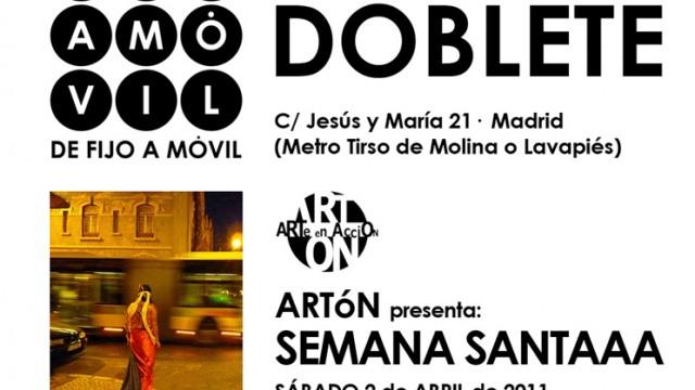 ART_ON, Madrid 2.04.11