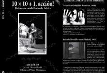10X10+1acción! 2ª Edición, 04.11