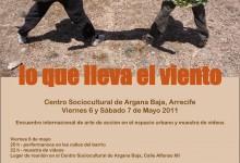 LO QUE LLEVA EL VIENTO, Lanzarote, 7.05.11