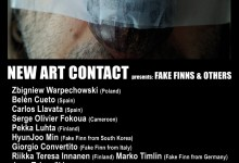 NEW ART CONTACT, Gallery Augusta, Helsinki, 25-26.05.12