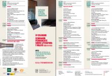 SEMINARIO PERMANENTE SOBRE LITERATURA Y MUJER S. XX y XXI UNED, Madrid 16.03.11