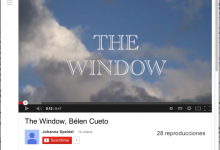 THE WINDOW, Madrid 1.11.12