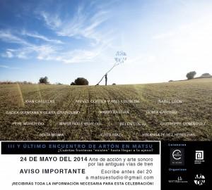 invitacion IIIencuentro