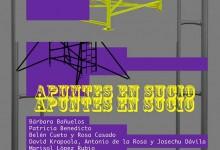 APUNTES EN SUCIO, Teatro Pradillo, Madrid, 20-21.02.15
